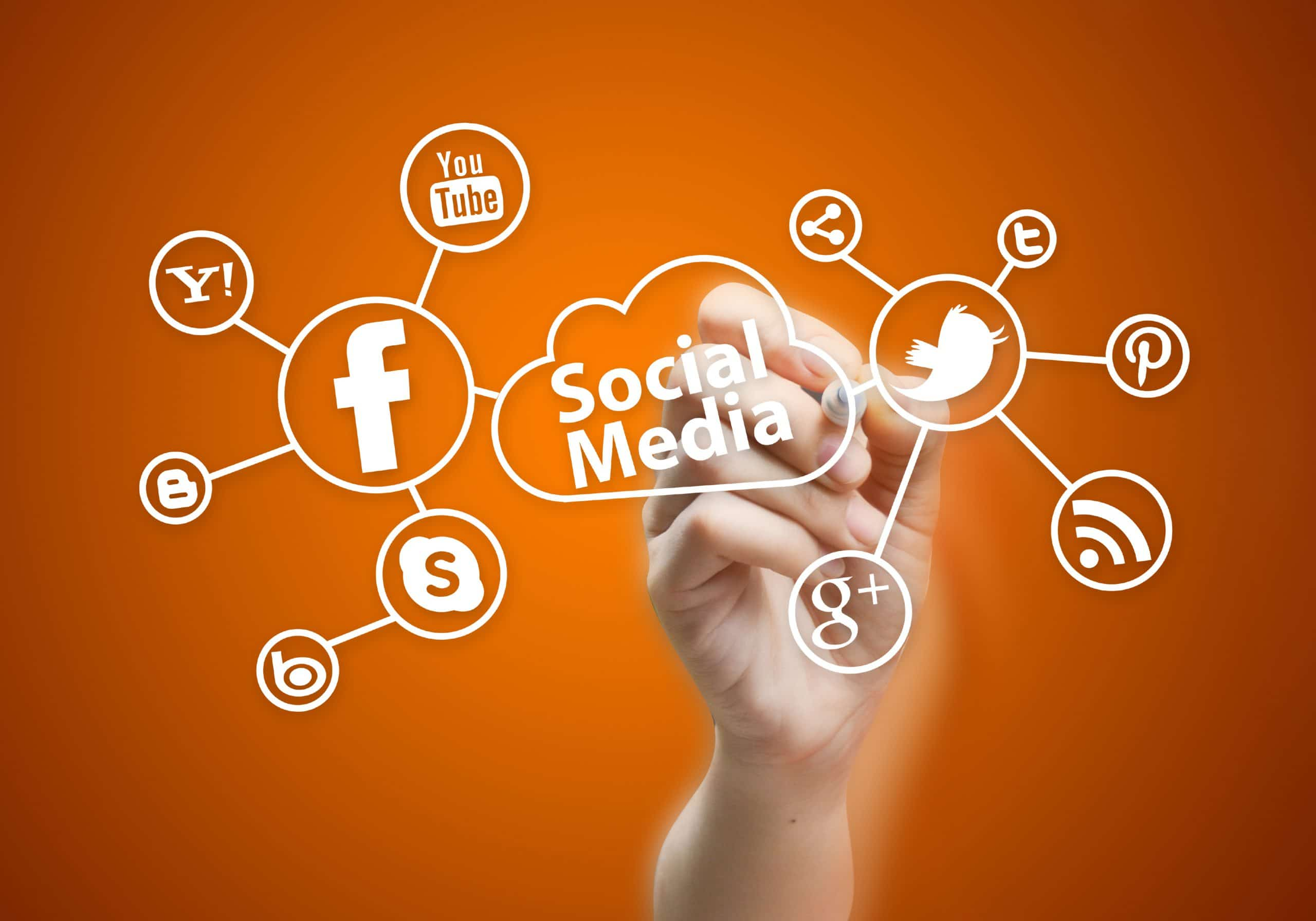 Tips to Help You Increase User Awareness with Social Media Marketing - Social media