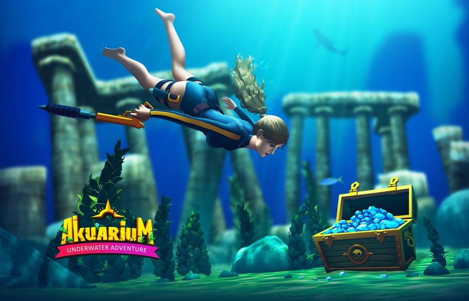 Akuarium: Underwater Adventure